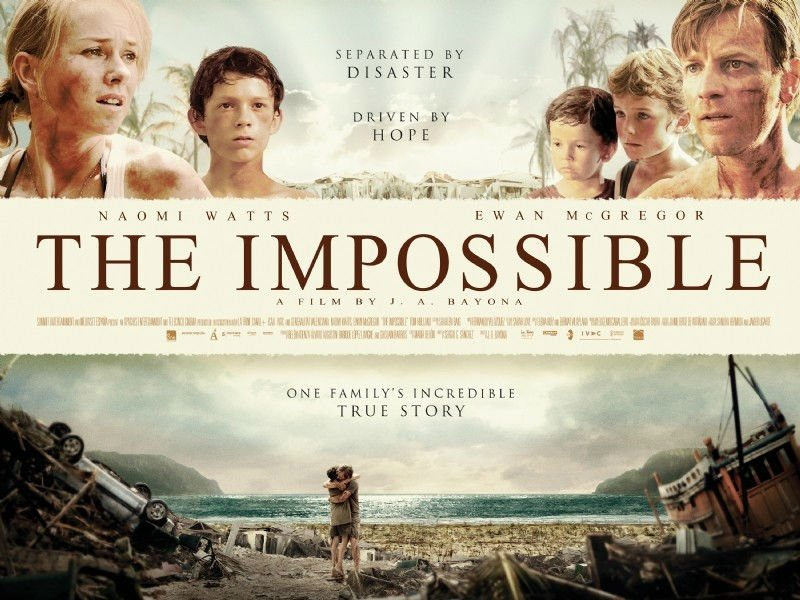 The Impossible Review - OC Movie Reviews - Movie Reviews, Movie News, Documentary Reviews, Short Films, Short Film Reviews, Trailers, Movie Trailers, Interviews, film reviews, film news, hollywood, indie films, documentaries