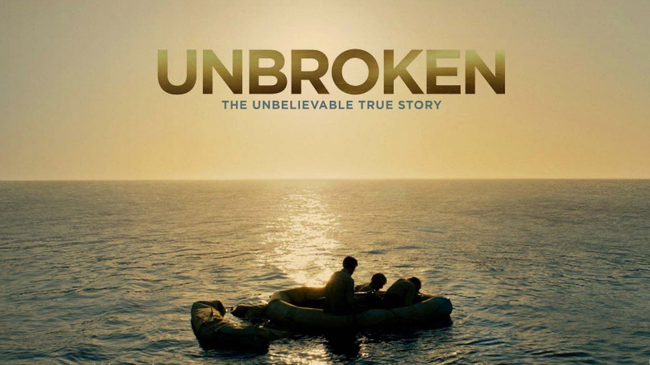 Unbroken Movie Review - OC Movie Reviews - Movie Reviews, Movie News, Documentary Reviews, Short Films, Short Film Reviews, Trailers, Movie Trailers, Interviews, film reviews, film news, hollywood, indie films, documentaries