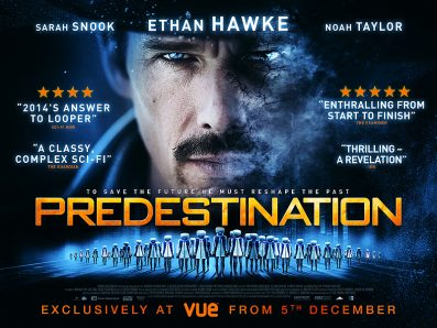 Predestination Review - OC Movie Reviews - Movie Reviews, Movie News, Documentary Reviews, Short Films, Short Film Reviews, Trailers, Movie Trailers, Interviews, film reviews, film news, hollywood, indie films, documentarie