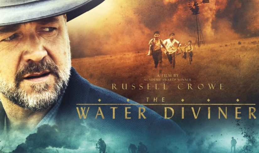 The Water Diviner Review - OC Movie Reviews - Movie Reviews, Movie News, Documentary Reviews, Short Films, Short Film Reviews, Trailers, Movie Trailers, Interviews, film reviews, film news, hollywood, indie films, documentarie