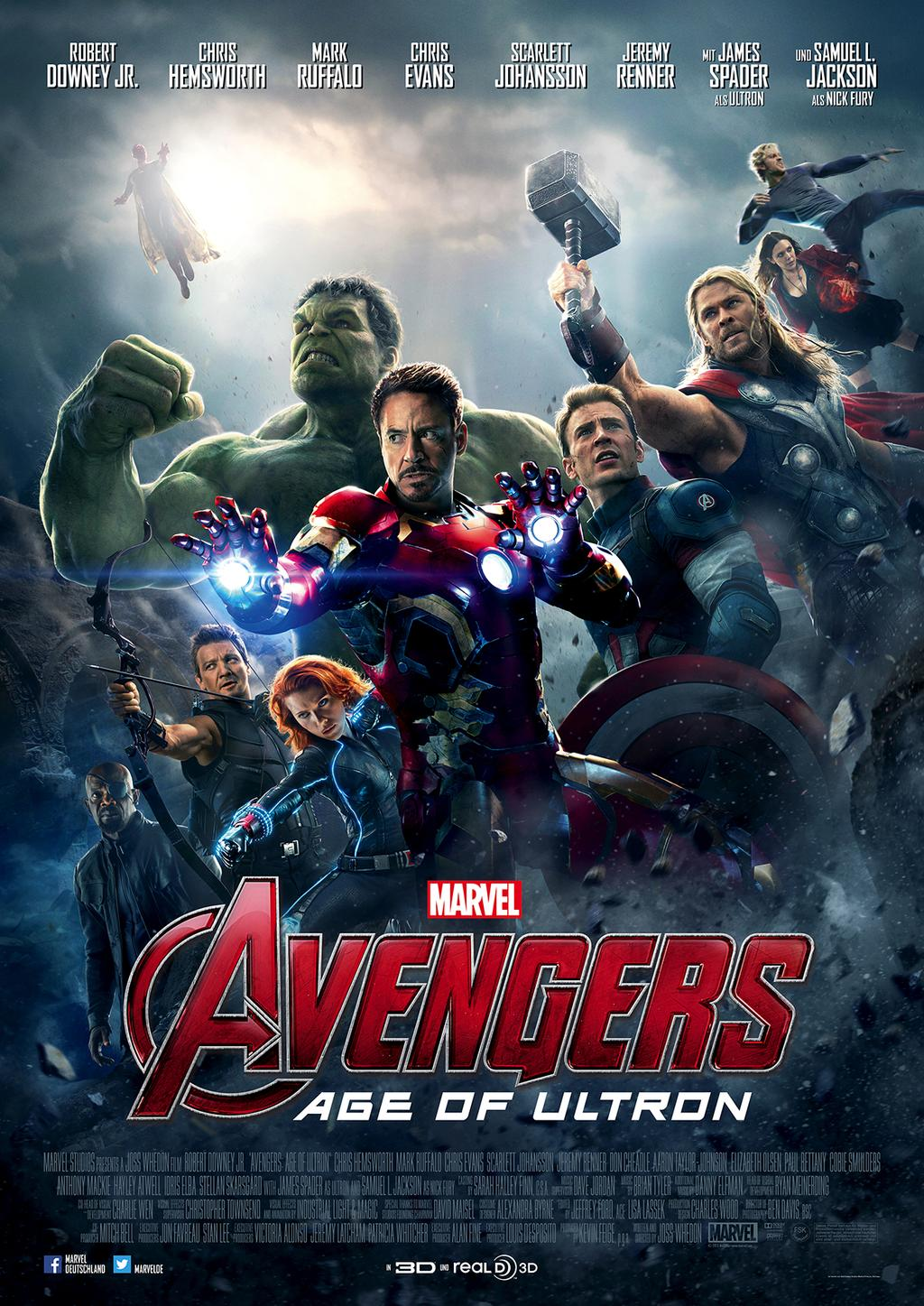 Avengers Age Of Ultron Review - OC Movie Reviews - Movie Reviews, Movie News, Documentary Reviews, Short Films, Short Film Reviews, Trailers, Movie Trailers, Interviews, film reviews, film news, hollywood, indie films, documentarie