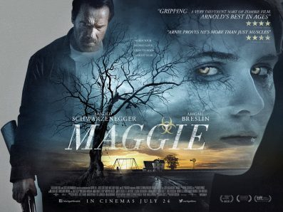 Maggie Review - OC Movie Reviews - Movie Reviews, Movie News, Documentary Reviews, Short Films, Short Film Reviews, Trailers, Movie Trailers, Interviews, film reviews, film news, hollywood, indie films, documentarie