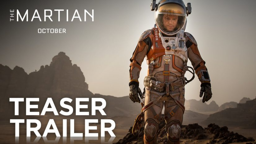 The Martian Review - OC Movie Reviews - Movie Reviews, Movie News, Documentary Reviews, Short Films, Short Film Reviews, Trailers, Movie Trailers, Interviews, film reviews, film news, hollywood, indie films, documentaries