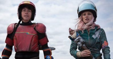 Turbo Kid Review - OC Movie Reviews - Movie Reviews, Movie News, Documentary Reviews, Short Films, Short Film Reviews, Trailers, Movie Trailers, Interviews, film reviews, film news, hollywood, indie films, documentaries