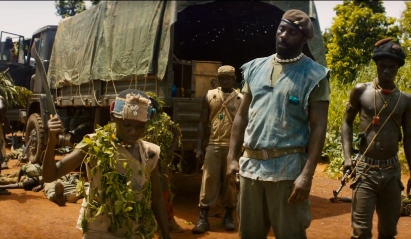 Beasts Of No Nation Review - OC Movie Reviews - Movie Reviews, Movie News, Documentary Reviews, Short Films, Short Film Reviews, Trailers, Movie Trailers, Interviews, film reviews, film news, hollywood, indie films, documentaries