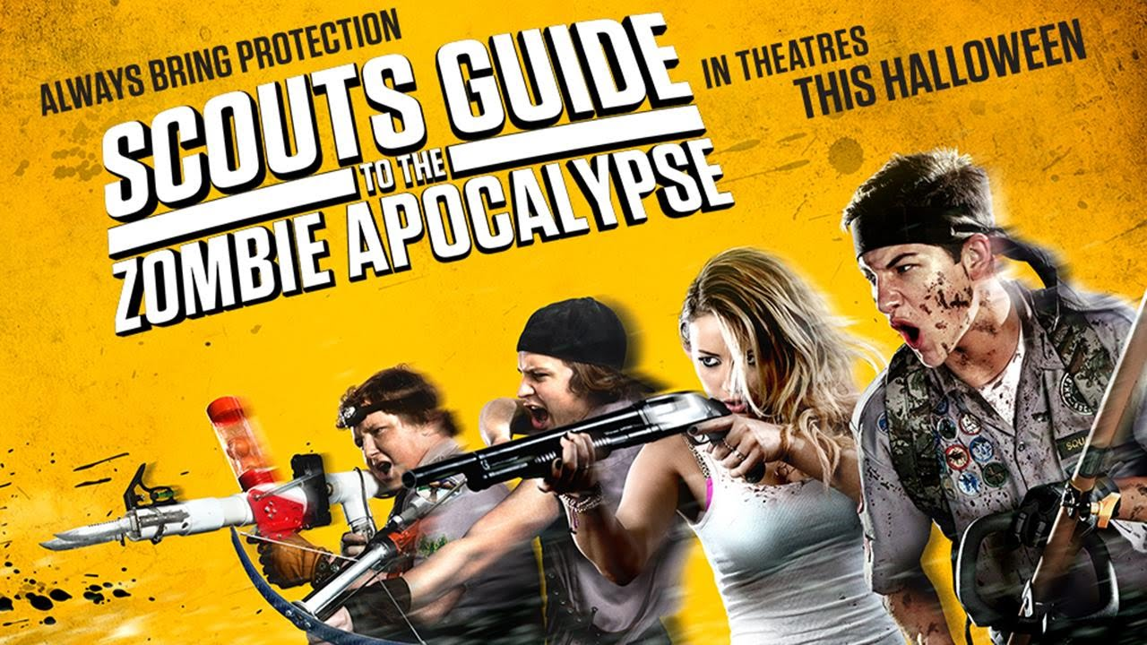 Scouts Guide To The Zombie Apocalypse Review - OC Movie Reviews - Movie Reviews, Movie News, Documentary Reviews, Short Films, Short Film Reviews, Trailers, Movie Trailers, Interviews, film reviews, film news, hollywood, indie films, documentaries