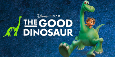 The Good Dinosaur Review - OC Movie Reviews - Movie Reviews, Movie News, Documentary Reviews, Short Films, Short Film Reviews, Trailers, Movie Trailers, Interviews, film reviews, film news, hollywood, indie films, documentaries