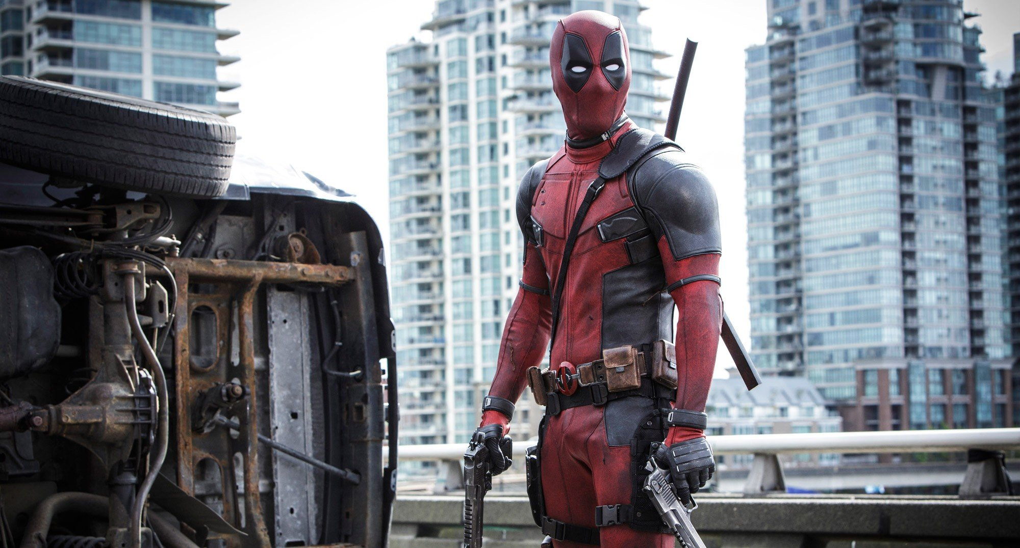 Deadpool Review - OC Movie Reviews - Movie Reviews, Movie News, Documentary Reviews, Short Films, Short Film Reviews, Trailers, Movie Trailers, Interviews, film reviews, film news, hollywood, indie films, documentaries