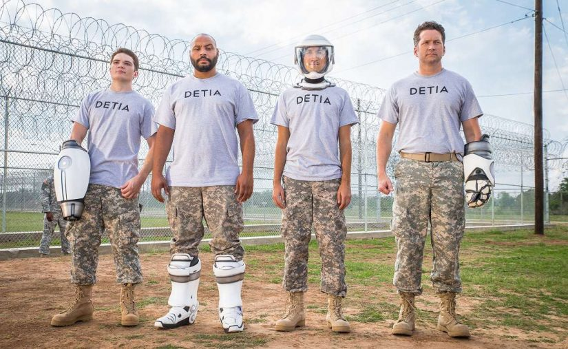 Lazer Team Review - OC Movie Reviews - Movie Reviews, Movie News, Documentary Reviews, Short Films, Short Film Reviews, Trailers, Movie Trailers, Interviews, film reviews, film news, hollywood, indie films, documentaries