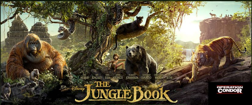 The Jungle Book Review - OC Movie Reviews - Movie Reviews, Movie News, Documentary Reviews, Short Films, Short Film Reviews, Trailers, Movie Trailers, Interviews, film reviews, film news, hollywood, indie films, documentaries