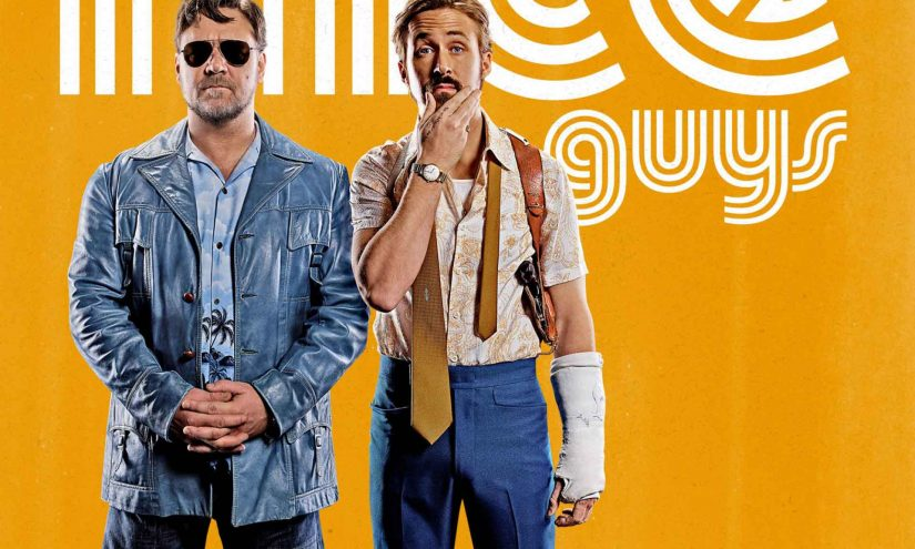 The Nice Guys Review - OC Movie Reviews - Movie Reviews, Movie News, Documentary Reviews, Short Films, Short Film Reviews, Trailers, Movie Trailers, Interviews, film reviews, film news, hollywood, indie films, documentaries