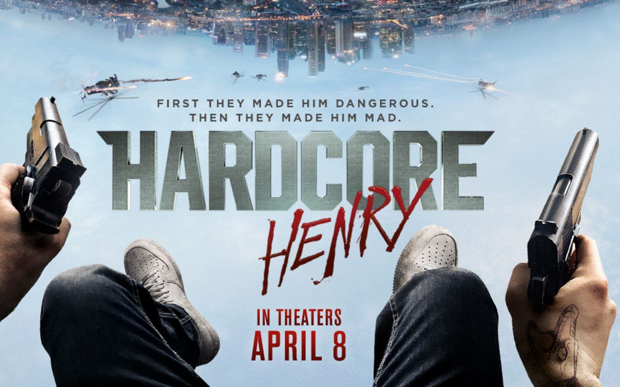 Hardcore Henry Review - OC Movie Reviews - Movie Reviews, Movie News, Documentary Reviews, Short Films, Short Film Reviews, Trailers, Movie Trailers, Interviews, film reviews, film news, hollywood, indie films, documentaries