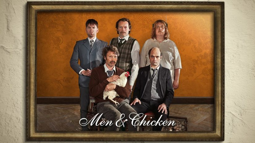 Men & Chicken Review - OC Movie Reviews - Movie Reviews, Movie News, Documentary Reviews, Short Films, Short Film Reviews, Trailers, Movie Trailers, Interviews, film reviews, film news, hollywood, indie films, documentaries