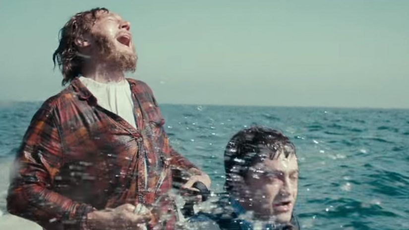 Swiss Army Man Review - OC Movie Reviews - Movie Reviews, Movie News, Documentary Reviews, Short Films, Short Film Reviews, Trailers, Movie Trailers, Interviews, film reviews, film news, hollywood, indie films, documentaries