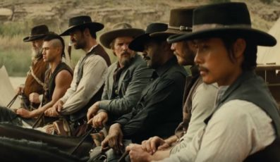The Magnificent Seven Review - OC Movie Reviews - Movie Reviews, Movie News, Documentary Reviews, Short Films, Short Film Reviews, Trailers, Movie Trailers, Interviews, film reviews, film news, hollywood, indie films, documentaries