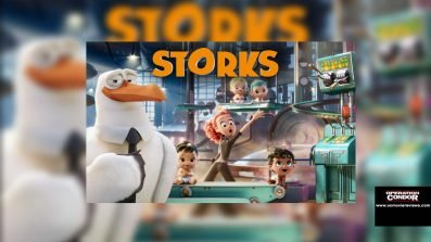 Storks Review - OC Movie Reviews - Movie Reviews, Movie News, Documentary Reviews, Short Films, Short Film Reviews, Trailers, Movie Trailers, Interviews, film reviews, film news, hollywood, indie films, documentaries