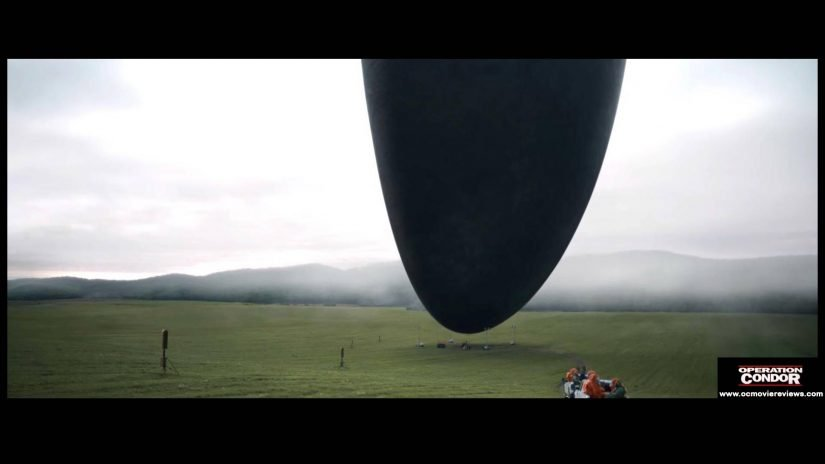 Arrival Review - OC Movie Reviews - Movie Reviews, Movie News, Documentary Reviews, Short Films, Short Film Reviews, Trailers, Movie Trailers, Interviews, film reviews, film news, hollywood, indie films, documentaries