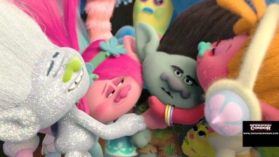 Trolls Review - OC Movie Reviews - Movie Reviews, Movie News, Documentary Reviews, Short Films, Short Film Reviews, Trailers, Movie Trailers, Interviews, film reviews, film news, hollywood, indie films, documentaries