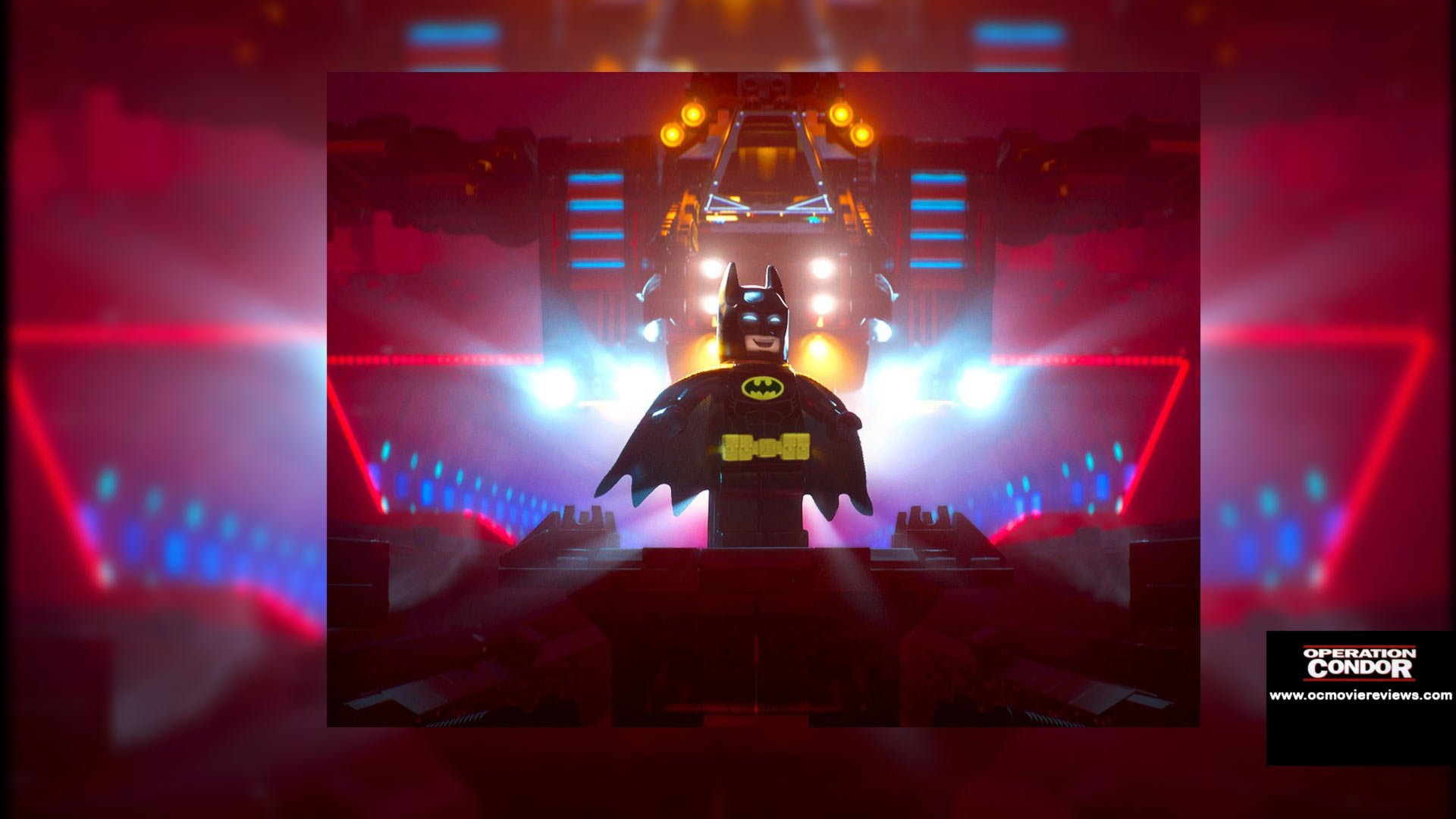 The Lego Batman Movie Review - OC Movie Reviews - Movie Reviews, Movie News, Documentary Reviews, Short Films, Short Film Reviews, Trailers, Movie Trailers, Interviews, film reviews, film news, hollywood, indie films, documentaries