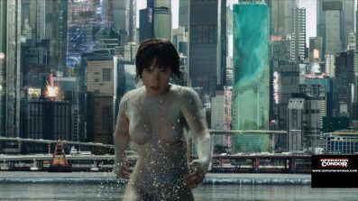 Ghost In The Shell Review - OC Movie Reviews - Movie Reviews, Movie News, Documentary Reviews, Short Films, Short Film Reviews, Trailers, Movie Trailers, Interviews, film reviews, film news, hollywood, indie films, documentaries