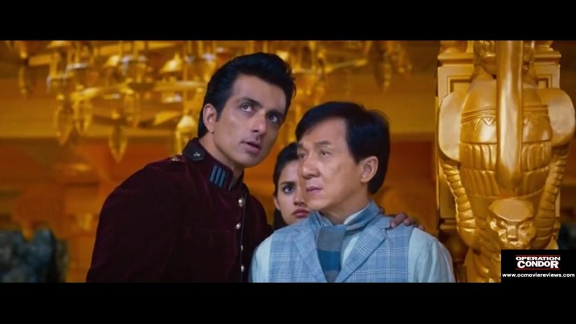 Kung Fu Yoga Review - OC Movie Reviews - Movie Reviews, Movie News, Documentary Reviews, Short Films, Short Film Reviews, Trailers, Movie Trailers, Interviews, film reviews, film news, hollywood, indie films, documentaries