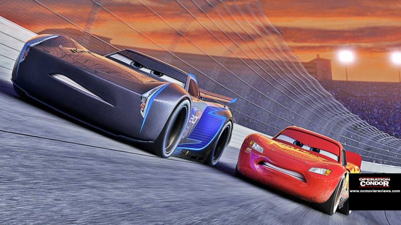 Cars 3 Review - OC Movie Reviews - Movie Reviews, Movie News, Documentary Reviews, Short Films, Short Film Reviews, Trailers, Movie Trailers, Interviews, film reviews, film news, hollywood, indie films, documentaries