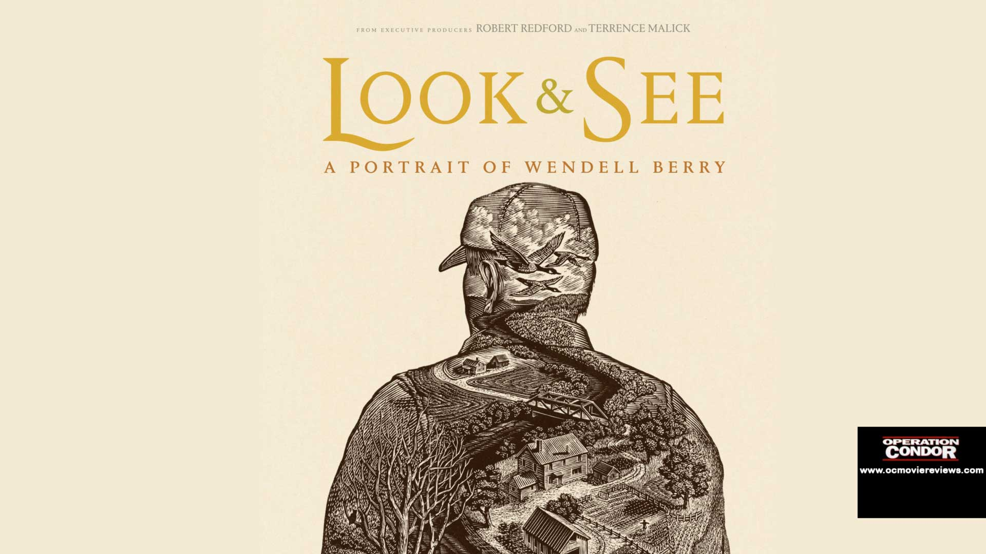 Look And See A Portrait Of Wendell Berry Review - OC Movie Reviews - Movie Reviews, Movie News, Documentary Reviews, Short Films, Short Film Reviews, Trailers, Movie Trailers, Interviews, film reviews, film news, hollywood, indie films, documentaries