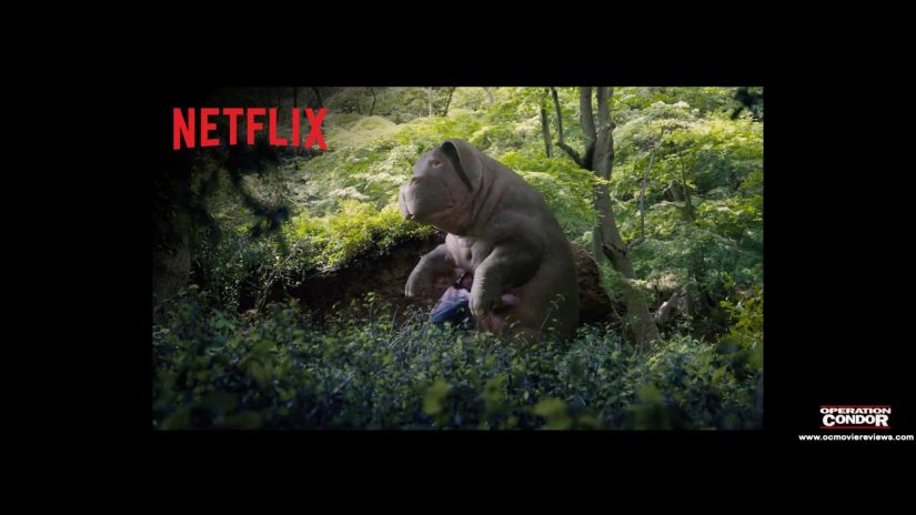 Okja Review - OC Movie Reviews - Movie Reviews, Movie News, Documentary Reviews, Short Films, Short Film Reviews, Trailers, Movie Trailers, Interviews, film reviews, film news, hollywood, indie films, documentaries