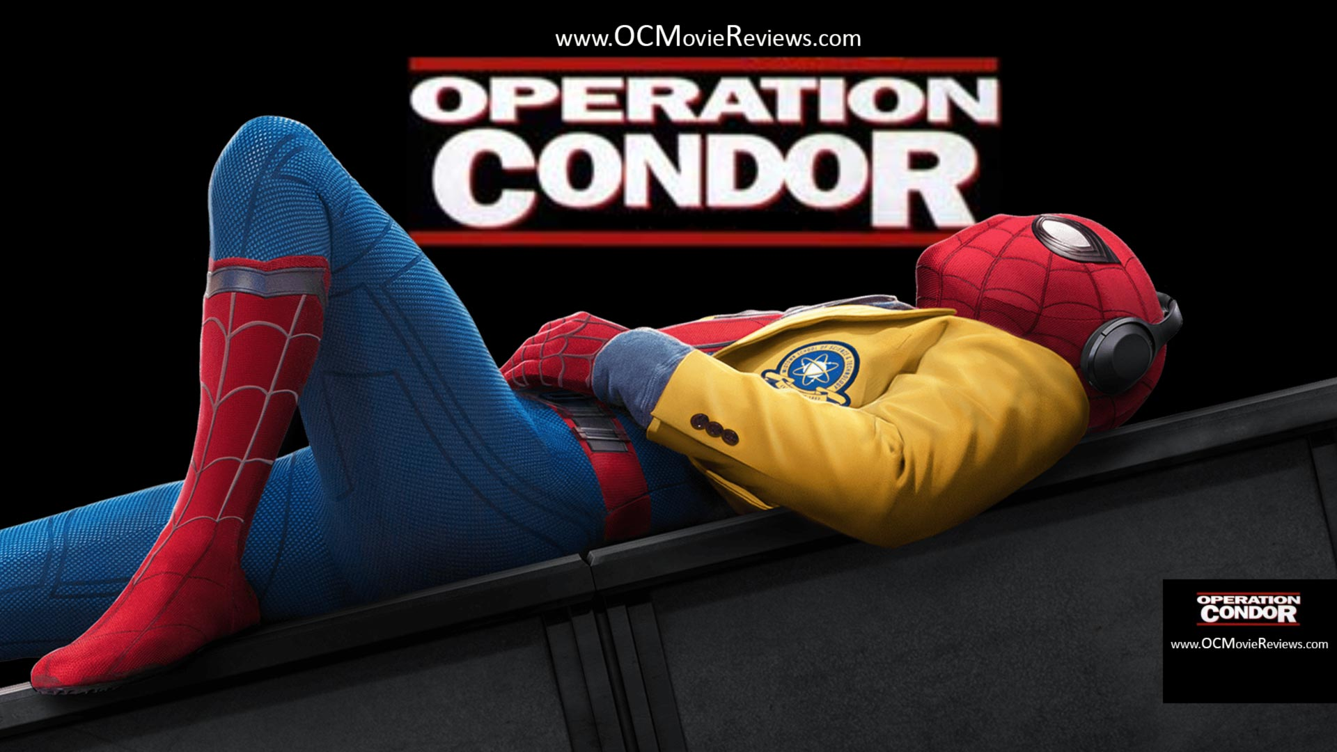 Spider-Man Homecoming Review - OC Movie Reviews - Movie Reviews, Movie News, Documentary Reviews, Short Films, Short Film Reviews, Trailers, Movie Trailers, Interviews, film reviews, film news, hollywood, indie films, documentaries