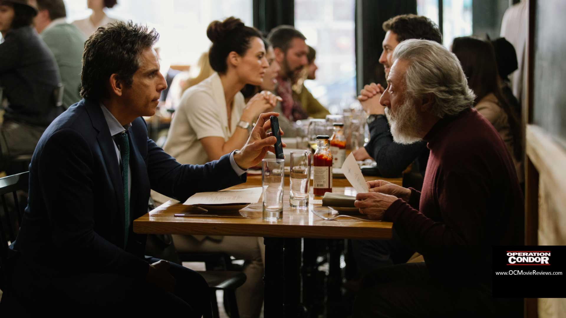 The Meyerowitz Stories (New and Selected) Teaser & Images - OC Movie Reviews - Movie Reviews, Movie News, Documentary Reviews, Short Films, Short Film Reviews, Trailers, Movie Trailers, Interviews, film reviews, film news, hollywood, indie films, documentaries