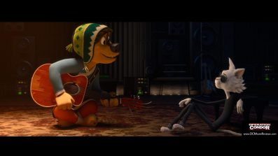 Rock Dog Review - OC Movie Reviews - Movie Reviews, Movie News, Documentary Reviews, Short Films, Short Film Reviews, Trailers, Movie Trailers, Interviews, film reviews, film news, hollywood, indie films, documentaries