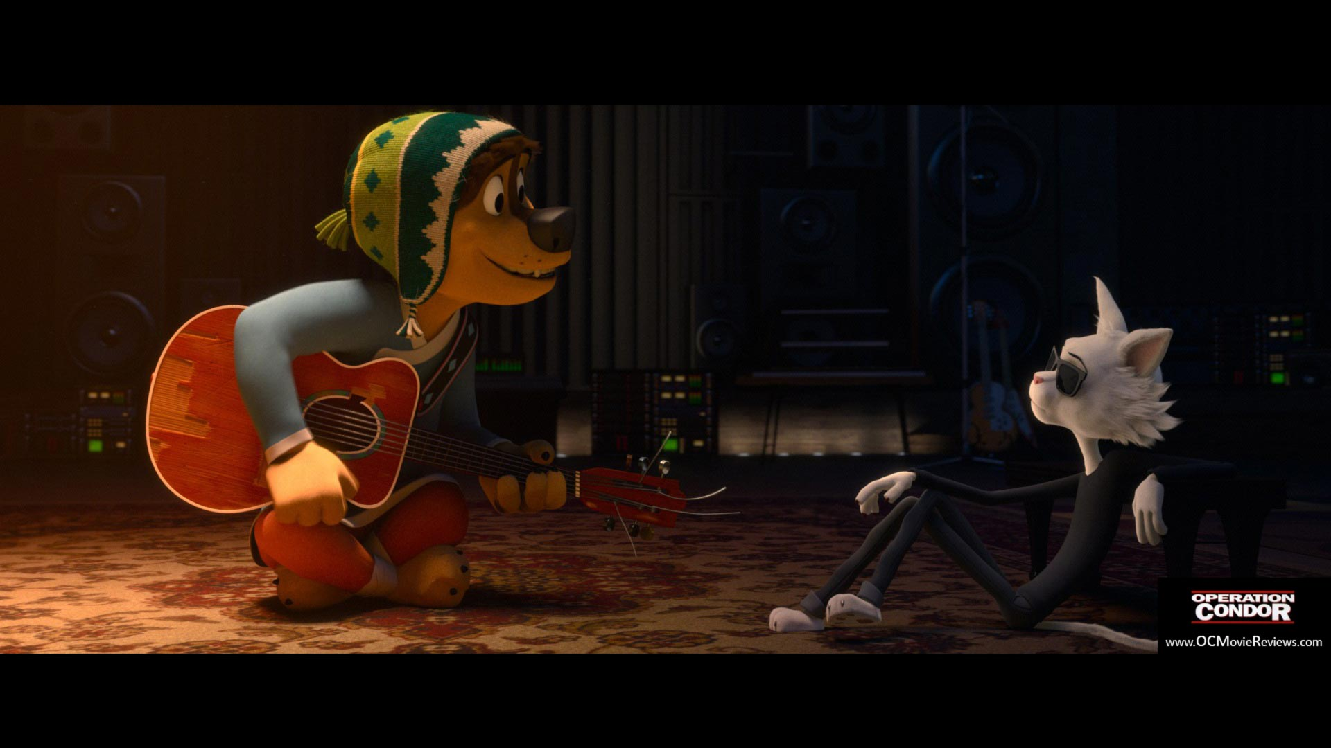 Rock Dog DVD Review – China Gets In On The Animation Game - OC Movie Reviews - Movie Reviews, Movie News, Documentary Reviews, Short Films, Short Film Reviews, Trailers, Movie Trailers, Interviews, film reviews, film news, hollywood, indie films, documentaries