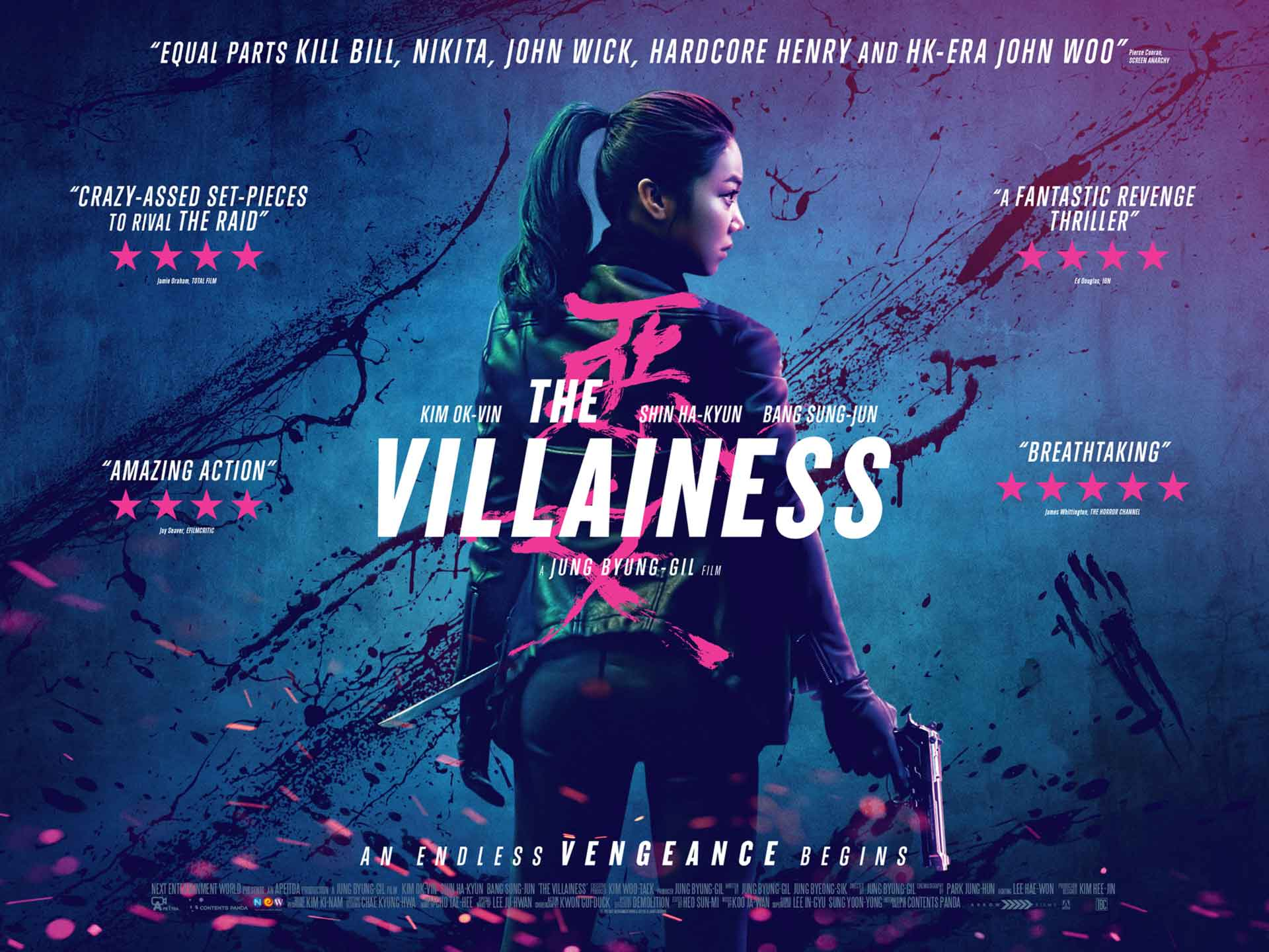 The Villainess UK Trailer - OC Movie Reviews - Movie Reviews, Movie News, Documentary Reviews, Short Films, Short Film Reviews, Trailers, Movie Trailers, Interviews, film reviews, film news, hollywood, indie films, documentaries