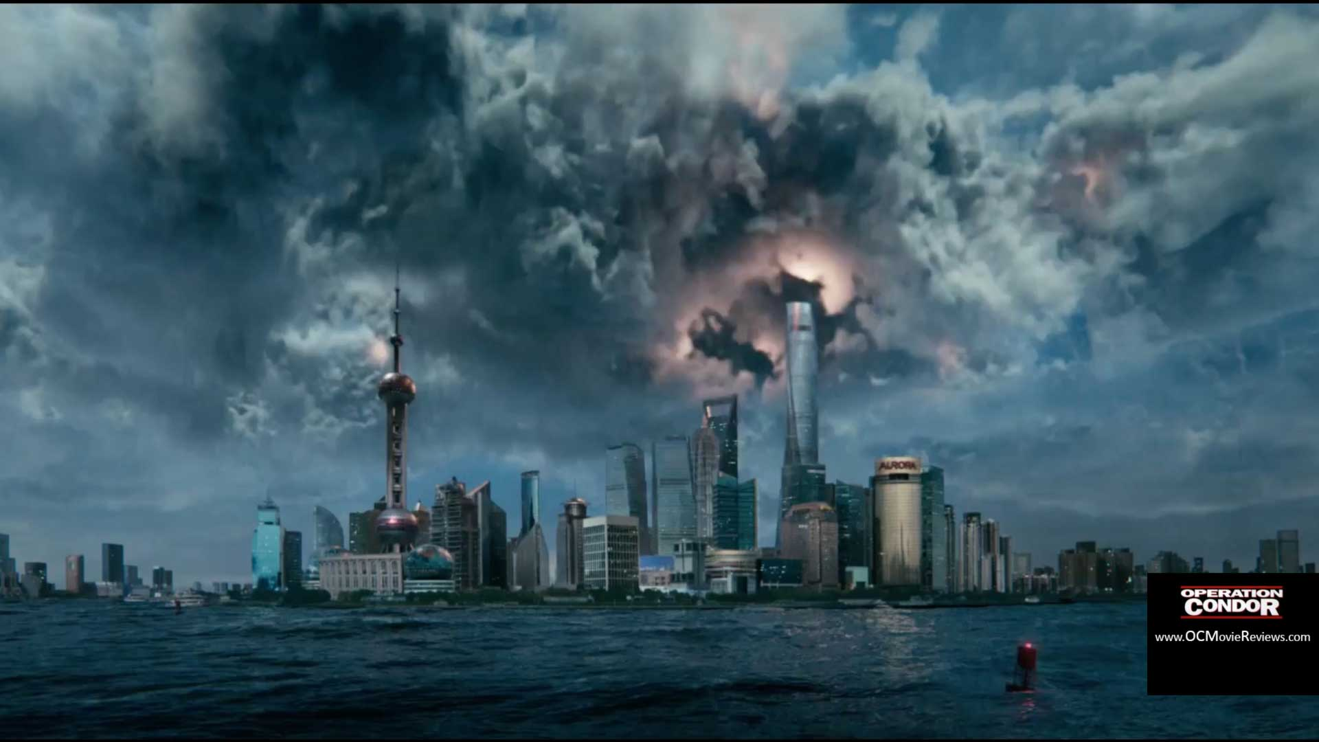 Geostorm Review – It's A Cold Night In The Cinema - OC Movie Reviews - Movie Reviews, Movie News, Documentary Reviews, Short Films, Short Film Reviews, Trailers, Movie Trailers, Interviews, film reviews, film news, hollywood, indie films, documentaries
