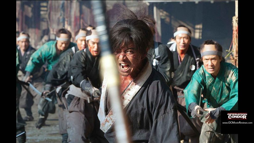Blade Of The Immortal Review - OC Movie Reviews - Movie Reviews, Movie News, Documentary Reviews, Short Films, Short Film Reviews, Trailers, Movie Trailers, Interviews, film reviews, film news, hollywood, indie films, documentaries