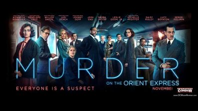 Murder On The Orient Express Review - OC Movie Reviews - Movie Reviews, Movie News, Documentary Reviews, Short Films, Short Film Reviews, Trailers, Movie Trailers, Interviews, film reviews, film news, hollywood, indie films, documentaries