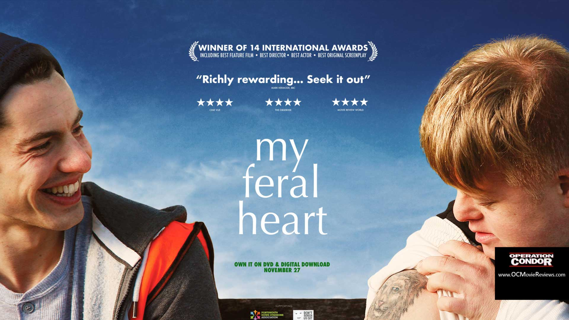 My Feral Heart Review – A Beautiful Tale Of Humanness - OC Movie Reviews - Movie Reviews, Movie News, Documentary Reviews, Short Films, Short Film Reviews, Trailers, Movie Trailers, Interviews, film reviews, film news, hollywood, indie films, documentaries
