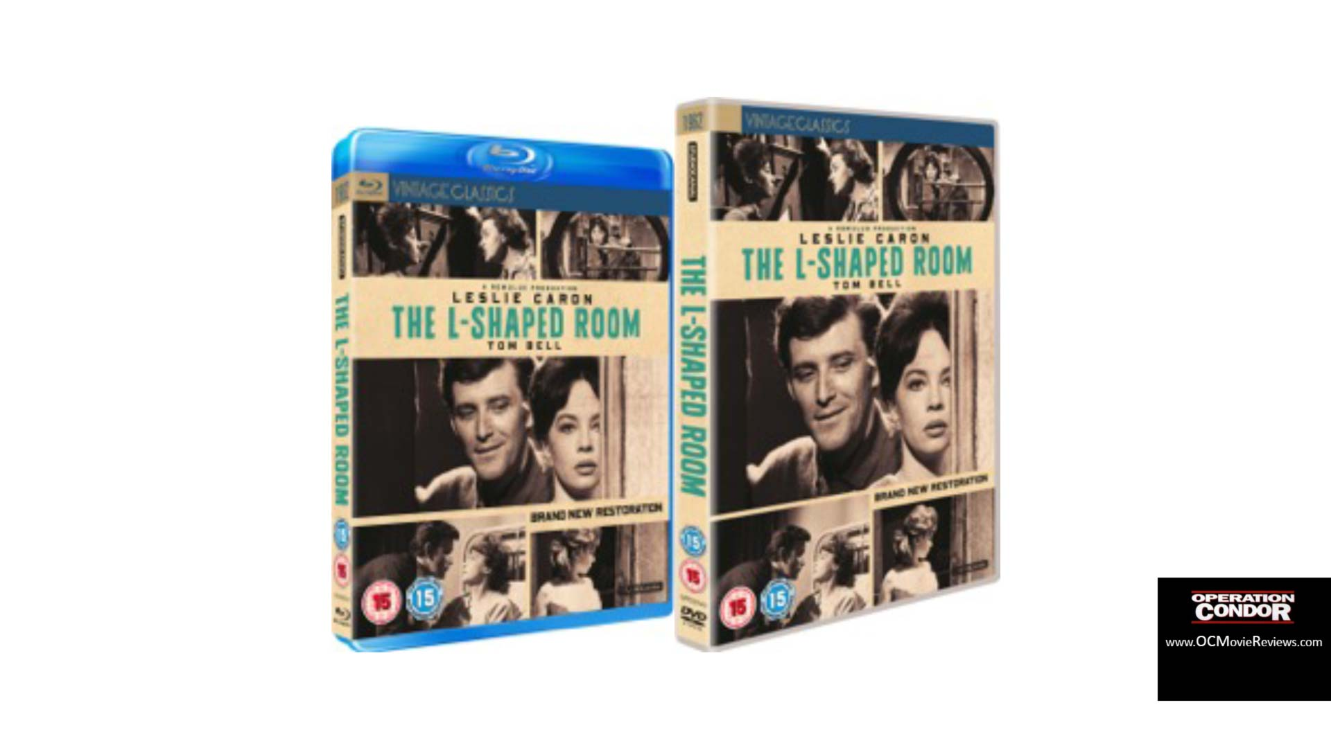 The L-Shaped Room Blu-Ray Review – British Life In The 60's - OC Movie Reviews - Movie Reviews, Movie News, Documentary Reviews, Short Films, Short Film Reviews, Trailers, Movie Trailers, Interviews, film reviews, film news, hollywood, indie films, documentaries