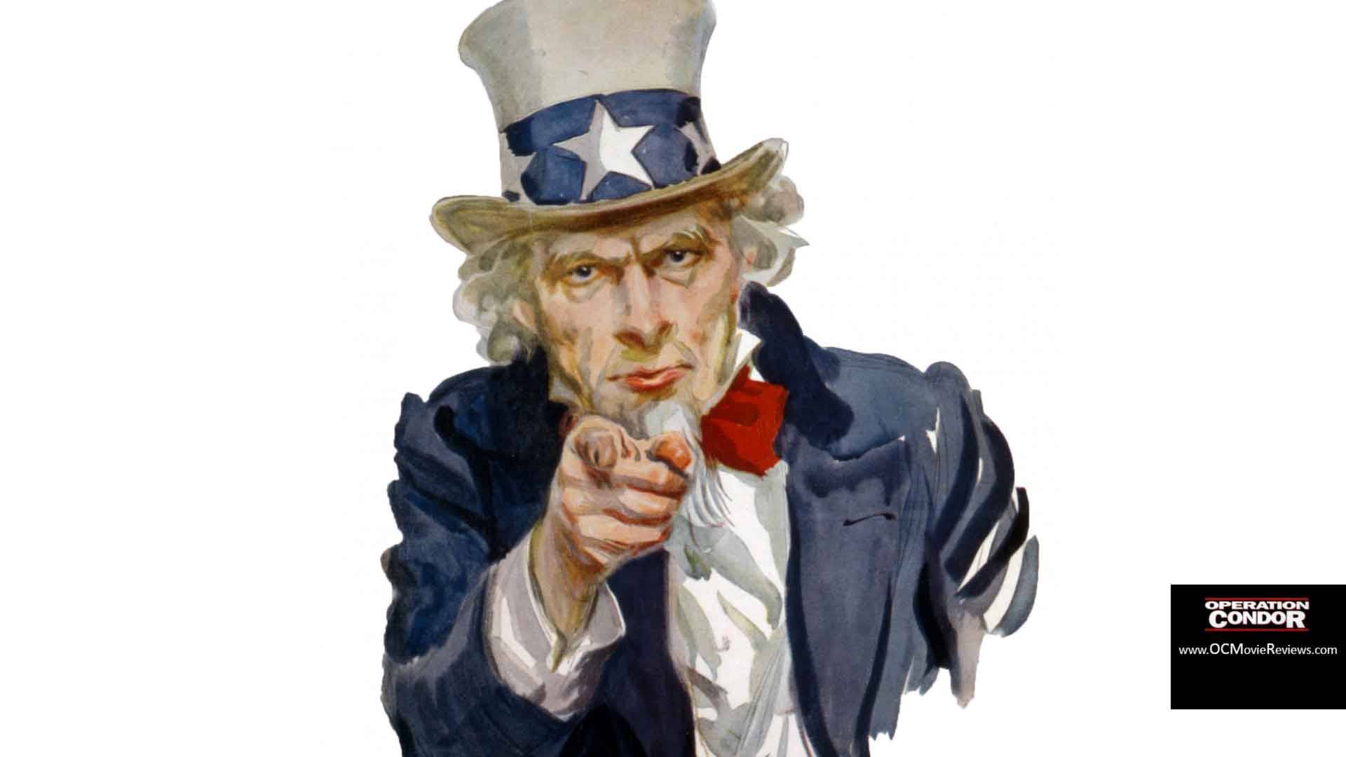 We Want You! – We've Seen Films You People Wouldn't Believe - OC Movie Reviews - Movie Reviews, Movie News, Documentary Reviews, Short Films, Short Film Reviews, Trailers, Movie Trailers, Interviews, film reviews, film news, hollywood, indie films, documentaries
