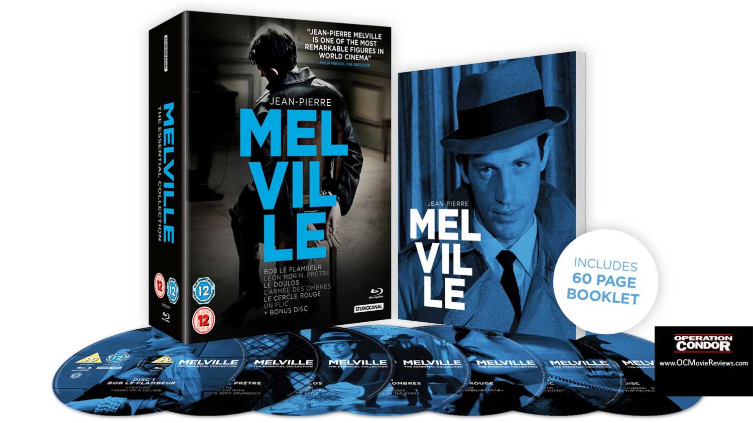 Le Doulos (The Finger Man) Review – Part III Of Our Jean-Pierre Melville Collection - OC Movie Reviews - Movie Reviews, Movie News, Documentary Reviews, Short Films, Short Film Reviews, Trailers, Movie Trailers, Interviews, film reviews, film news, hollywood, indie films, documentaries