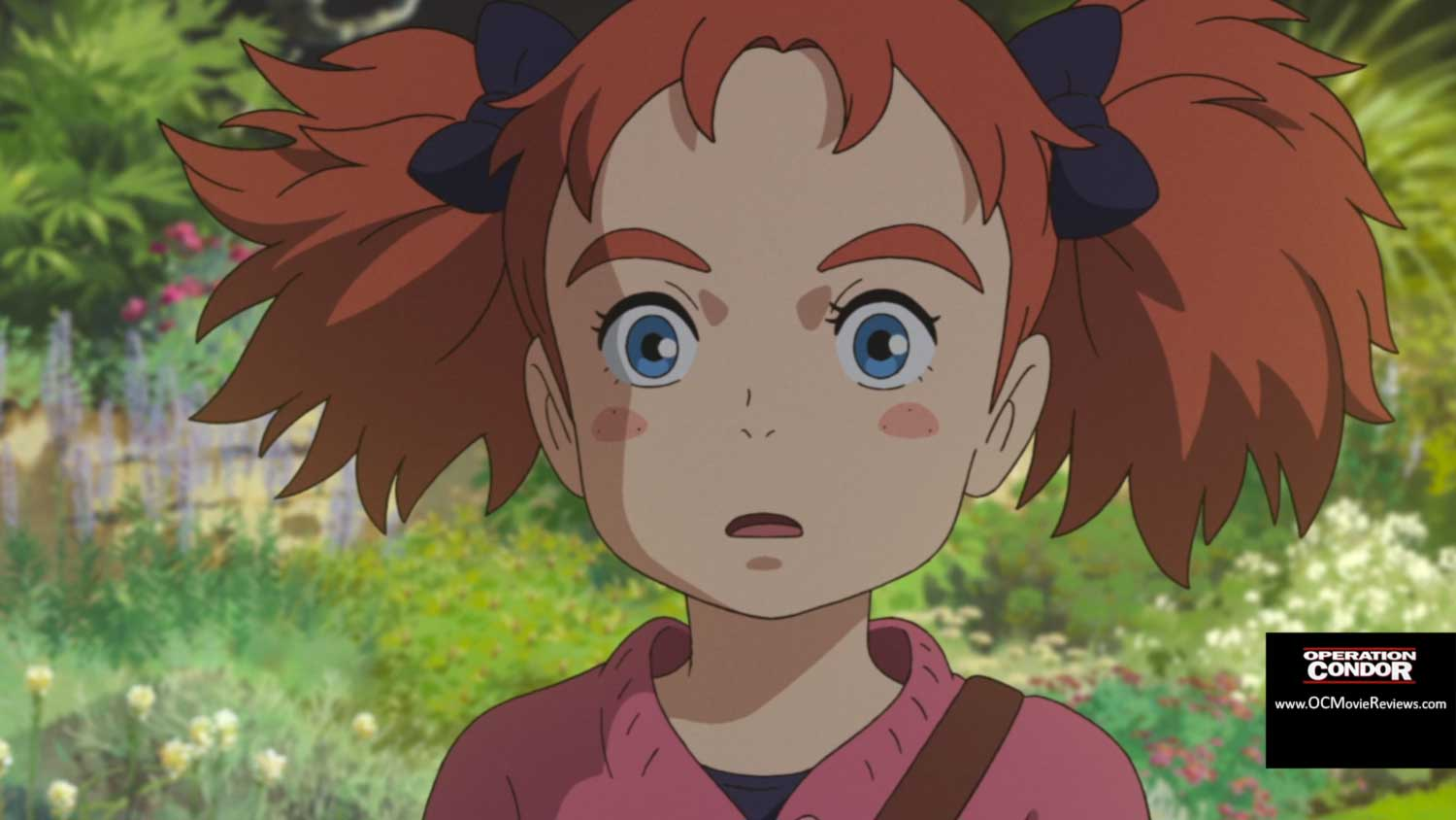 Mary And The Witch's Flower Trailer - OC Movie Reviews - Movie Reviews, Movie News, Documentary Reviews, Short Films, Short Film Reviews, Trailers, Movie Trailers, Interviews, film reviews, film news, hollywood, indie films, documentaries