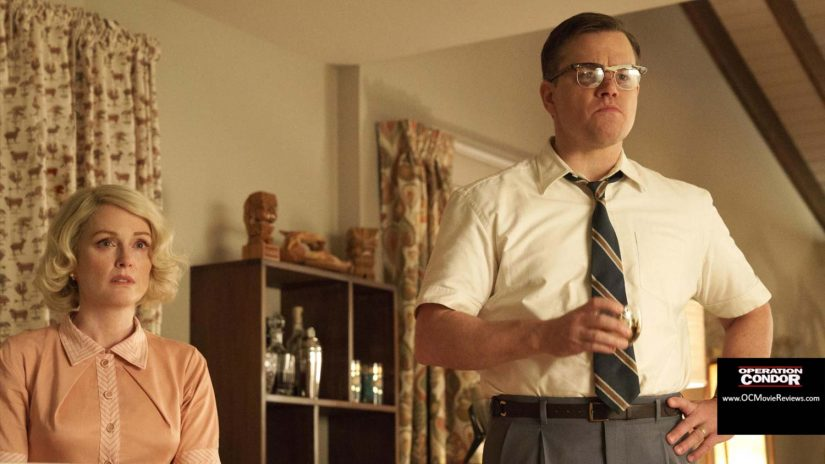 Suburbicon Review - OC Movie Reviews - Movie Reviews, Movie News, Documentary Reviews, Short Films, Short Film Reviews, Trailers, Movie Trailers, Interviews, film reviews, film news, hollywood, indie films, documentaries