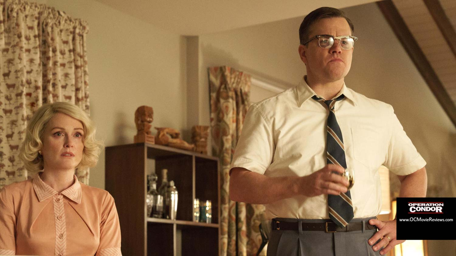 Suburbicon Review – A Cinematic Tragedy - OC Movie Reviews - Movie Reviews, Movie News, Documentary Reviews, Short Films, Short Film Reviews, Trailers, Movie Trailers, Interviews, film reviews, film news, hollywood, indie films, documentaries
