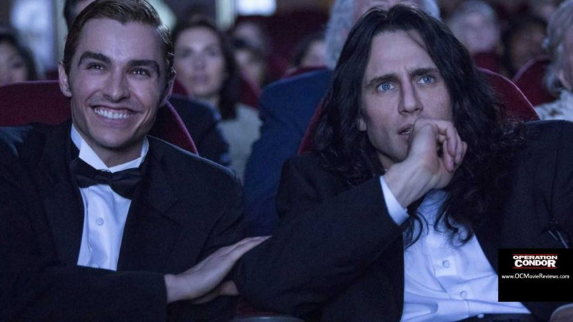 The Disaster Artist Review - OC Movie Reviews - Movie Reviews, Movie News, Documentary Reviews, Short Films, Short Film Reviews, Trailers, Movie Trailers, Interviews, film reviews, film news, hollywood, indie films, documentaries