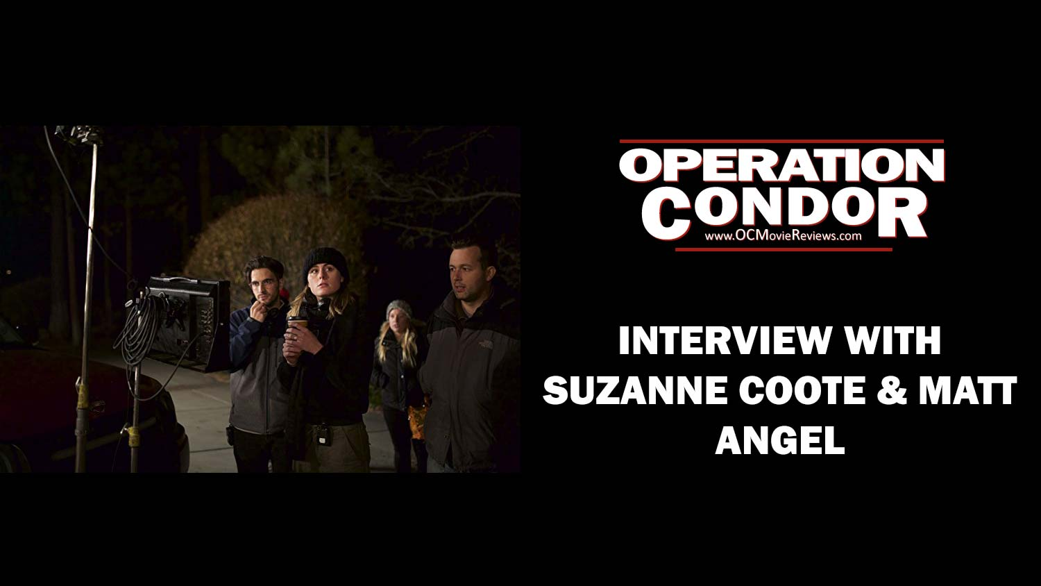 Suzanne Coote & Matt Angel Talk The Open House, Death Threats & What's Next - OC Movie Reviews - Movie Reviews, Movie News, Documentary Reviews, Short Films, Short Film Reviews, Trailers, Movie Trailers, Interviews, film reviews, film news, hollywood, indie films, documentaries