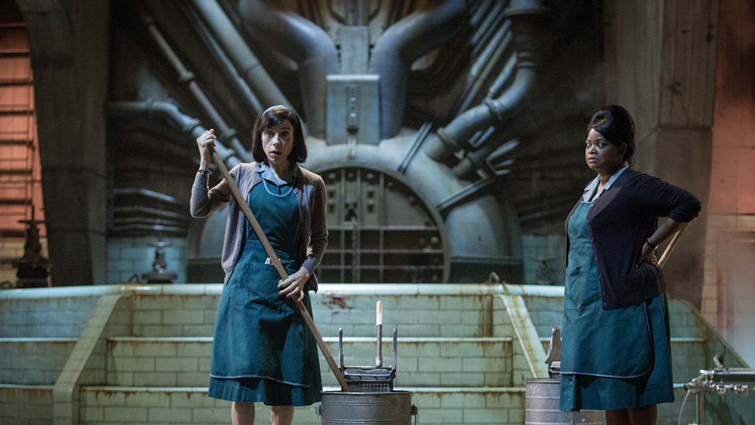 The Shape Of Water Review - OC Movie Reviews - Movie Reviews, Movie News, Documentary Reviews, Short Films, Short Film Reviews, Trailers, Movie Trailers, Interviews, film reviews, film news, hollywood, indie films, documentaries
