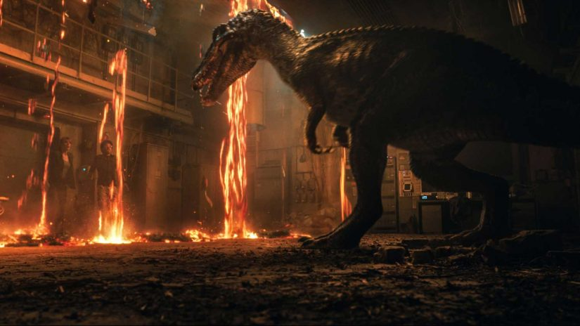 Jurassic World: Fallen Kingdom Trailer - OC Movie Reviews - Movie Reviews, Movie News, Documentary Reviews, Short Films, Short Film Reviews, Trailers, Movie Trailers, Interviews, film reviews, film news, hollywood, indie films, documentaries