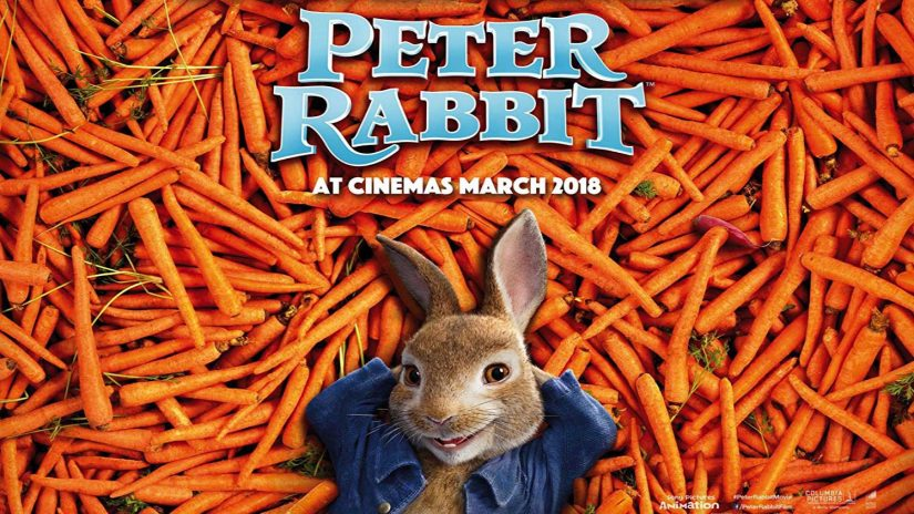 Peter Rabbit Review - OC Movie Reviews - Movie Reviews, Movie News, Documentary Reviews, Short Films, Short Film Reviews, Trailers, Movie Trailers, Interviews, film reviews, film news, hollywood, indie films, documentaries