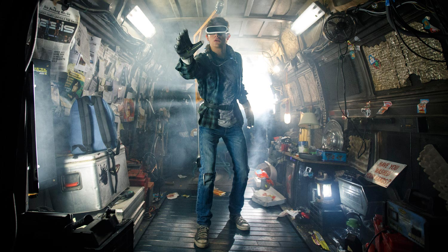 New Ready Player One Spot – Come With Me - OC Movie Reviews - Movie Reviews, Movie News, Documentary Reviews, Short Films, Short Film Reviews, Trailers, Movie Trailers, Interviews, film reviews, film news, hollywood, indie films, documentaries