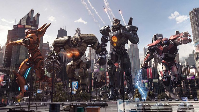 Pacific Rim Uprising Review - OC Movie Reviews - Movie Reviews, Movie News, Documentary Reviews, Short Films, Short Film Reviews, Trailers, Movie Trailers, Interviews, film reviews, film news, hollywood, indie films, documentaries